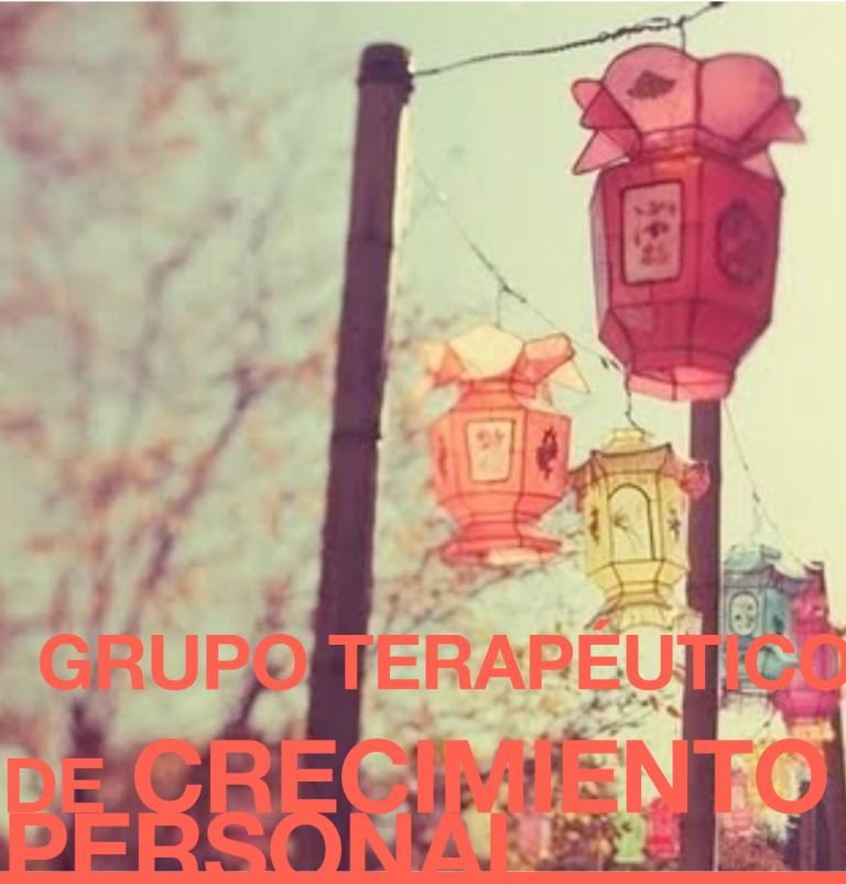 GRUPO TERAPÉUTICO_2013
